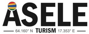 Logotyp Åsele Turism